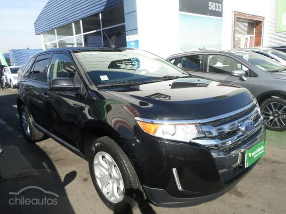 Ford Edge 2015 3.5 At 4wd