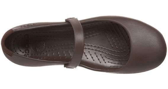 Zapatos Crocs Alice Work De Dama