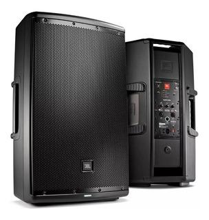 Jbl Eon 615 Bafle Potenciado 1000w Bluetooth 101db
