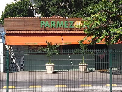 Passo Restaurante Na Taquara