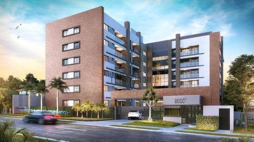 Apartamento Com 3 Dormitórios À Venda, 93 M² Por R$ 680.000,00 - Bom Retiro - Curitiba/pr - Ap1978