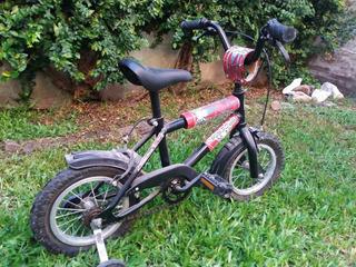 Bicicleta Niño Rodado 12