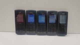 Lote De 10 Celulares Nokia X1