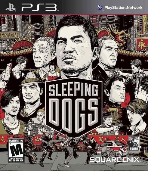 Sleeping Dogs Ps3 - Leia Descrição