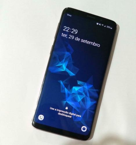 Celular Samsung Galaxy S9 64gb Frete Grátis
