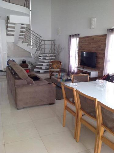 Casa Com 3 Dormitórios À Venda, 300 M² Por R$ 1.450.000,00 - Jardim Green Park Residence - Hortolândia/sp - Ca0237