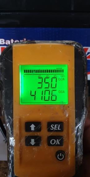 Analisador E Testador Bateria Automotiva E Motos, 12v