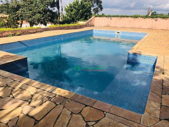 Chácara Com 4 Dormitórios Para Alugar, 2900 M² Por R$ 3.800/mês - Tijuco Preto - Cotia/sp - Ch0191
