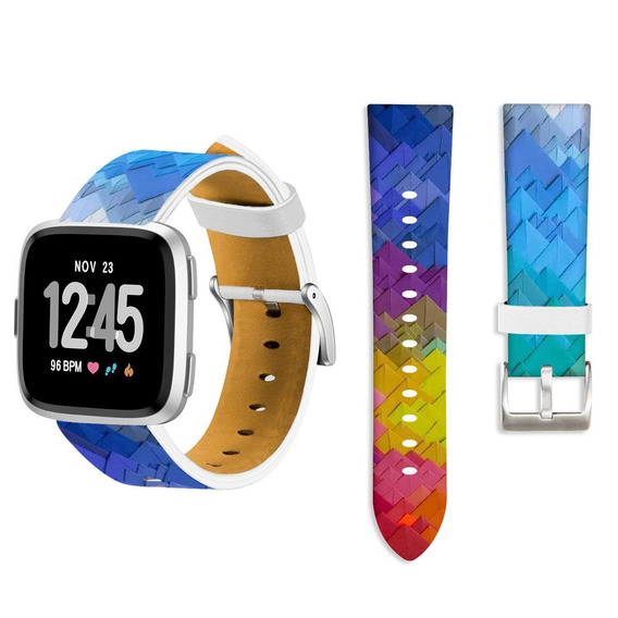 For Fitbit Versa Bands Paper,ecute Replacement Band Fitbit V