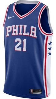 Camisa Regata Philadelphia 76ers - 2019/2020 - Embiid