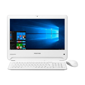 Computador All In One Positivo Union Ud3550 Intel Dual Core