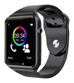 Relógio Celular Bluetooth Camera Android Usb Desbloqueado