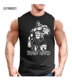Bvd Camisetas Manga 0 Ropa Deportiva Gimnasio Bividi Fitness