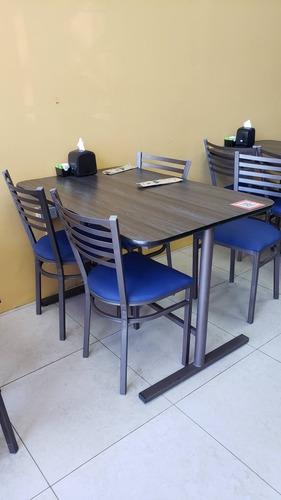 Mobiliario Metálico Para Bares Y Restaurantes