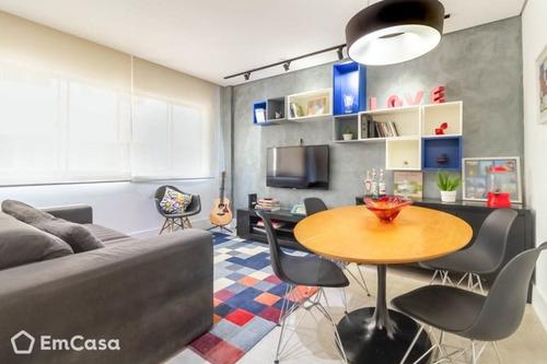 Imagem 1 de 10 de Apartamento À Venda Em São Paulo - 20421