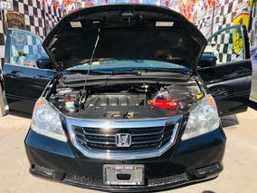 Serrano Automotriz Honda Odyssey Exl