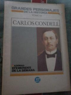 Libro Carlos Condell.