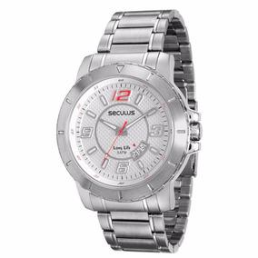 Relógio De Pulso Masculino Seculus 20385g0svna1