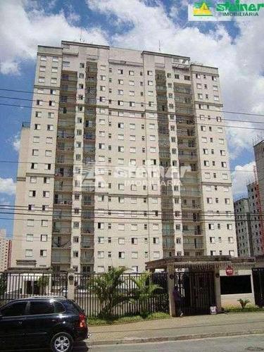 Imagem 1 de 30 de Venda Apartamento 3 Dormitórios Vila Augusta Guarulhos R$ 380.000,00 - 37042v