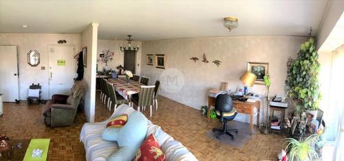 Venta Apartamento 3 Dormitorios Y Servicio En Villa Biarritz