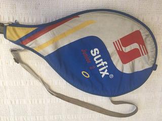 Raqueta Tenis Con Funda Sufix Junior 2