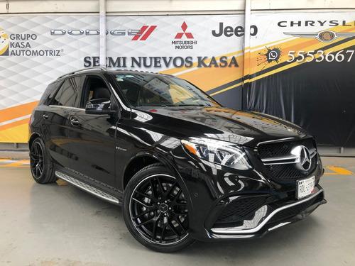 Imagen 1 de 14 de Mercedes Benz Clase Gle 2018