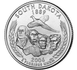 2006-d Distrito Estatal De Dakota Del Sur