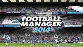 Promoção-football Manager 2014 Original Português