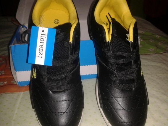 Zapatos O Gomas Deportivas Caballeros Fiorenzi - Talla 42
