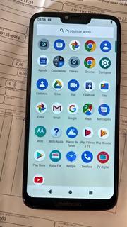 Smartphone Motorola G7 Power 32gb Dual Chip Peça Desconto