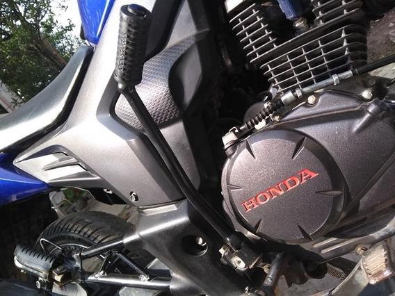 Honda Invicta Cb 150 Azul