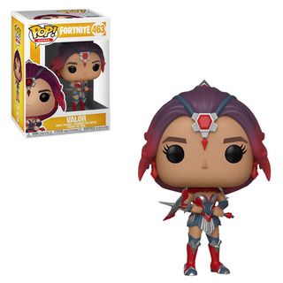 Figura Funko Pop Games Fortnite - Valor 463