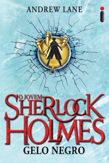 O Jovem Sherlock Holmes: Gelo Negro
