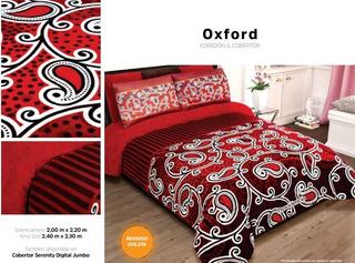 Cobertor Providencia Jumbo Matrimonial Borrega Modelos Se