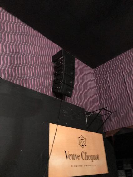 Line Array Jell Sound S-8 B&c Speakers
