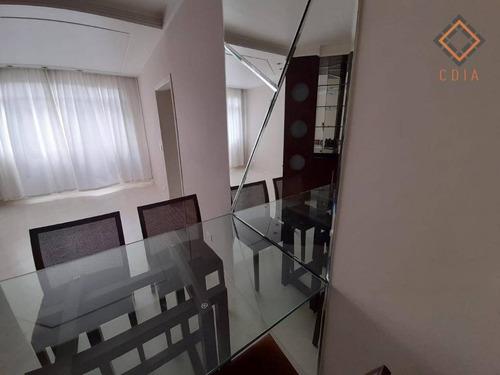 Apartamento Com 2 Dormitórios À Venda, 74 M² Por R$ 650.000,00 - Campo Belo - São Paulo/sp - Ap53153