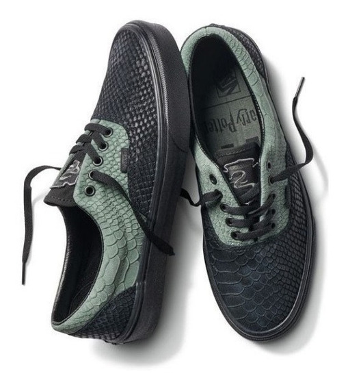Tenis Vans Harry Potter Era Slytherin Edicion Coleccion