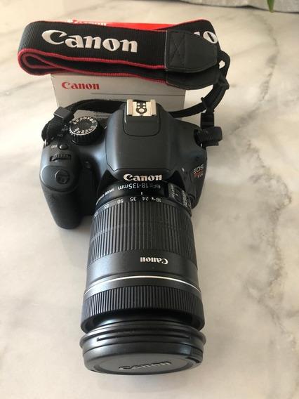 Camera Canon T2i+ Lente Ef 50mm Excelente Estado!