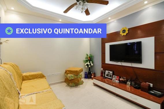 Casa Com 2 Dormitórios E 1 Garagem - Id: 892954820 - 254820