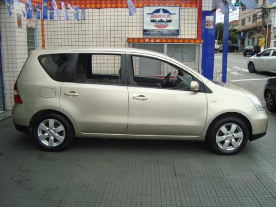 Nissan Livina 2010 Sl - Automática