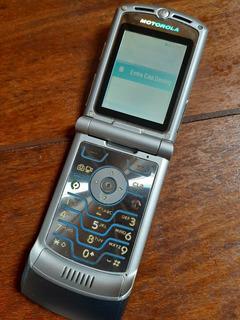 Celular Motorola V3 Para Arrumar Ou Retirar Peças