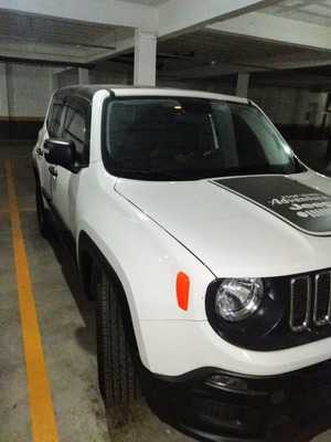Jeep Renegade 2017 1.8 Sport Flex 5p