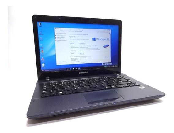 Notebook Samsung Np275e Amd E1 Radeon 4gb 500gb W10 Vitrine