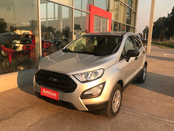 Ford Ecosport S 1.5l Mt N 2018