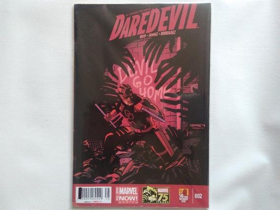 Comic Daredevil # 2 - Editorial Televisa - 2015 - Marvel