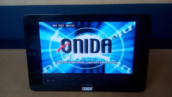 Dvd Portatil Onida