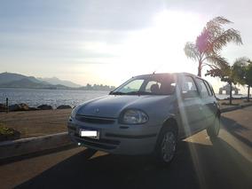 Renault Clio Rn 1.0 8v, Muito Novo, Apenas 70 Mil Km Rodados