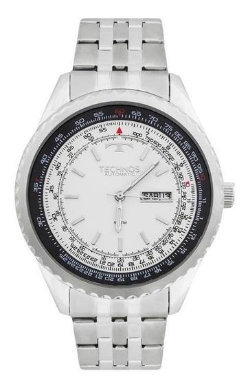 Relógio Masculino Technos Automatico 8205nm/1b