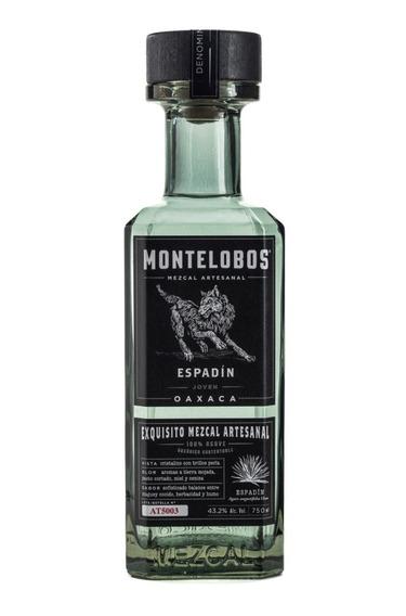 Mezcal Montelobos Espadin Botella 750ml
