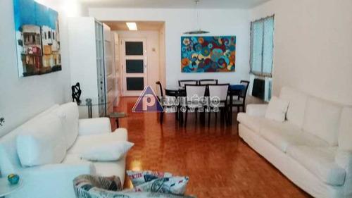 Apartamento À Venda, 3 Quartos, 2 Suítes, 1 Vaga, Ipanema - Rio De Janeiro/rj - 6855